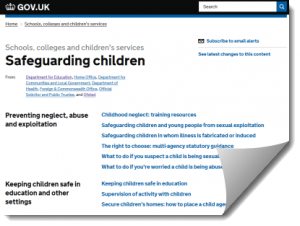 Government Safeguarding