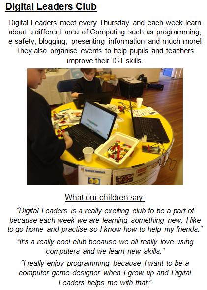 Digital Leaders Club