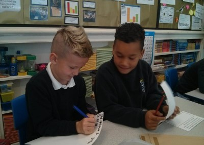 Year 3 Evidence and Description